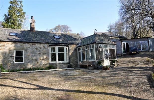 Semi-detached house for sale in Philipburn Cottage, The Dene, Allendale