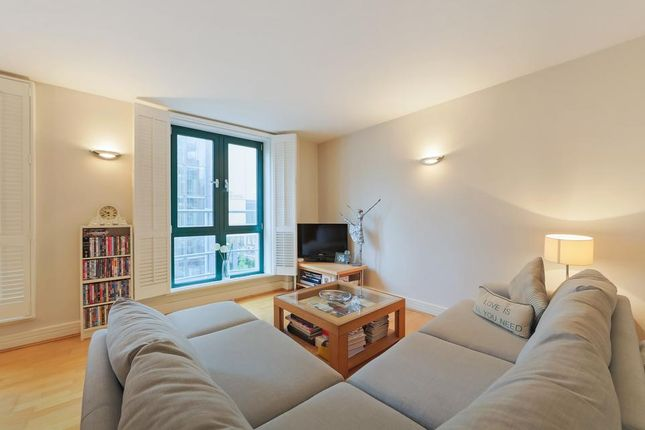 Thumbnail Flat for sale in Londinium Tower, 87 Mansell Street, London