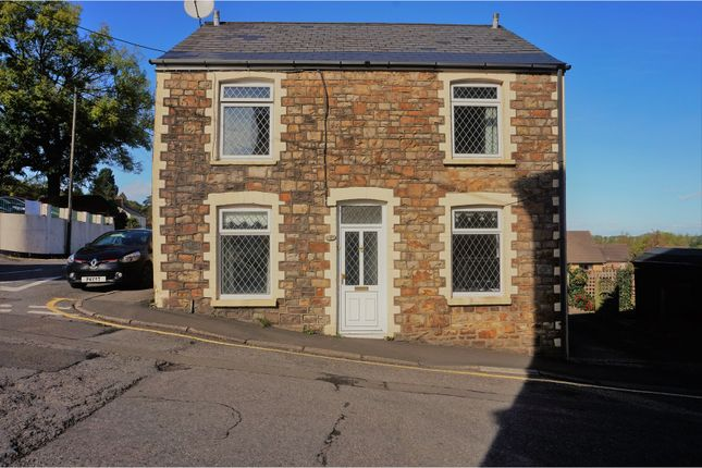 Thumbnail Detached house for sale in Austin Road, Pontypool