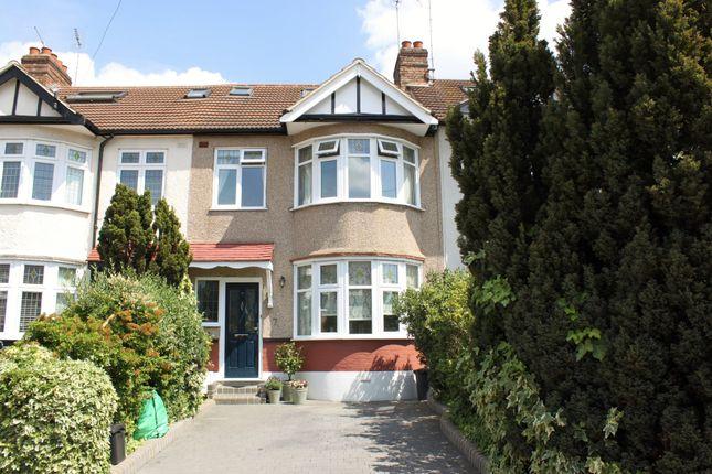 Thumbnail Terraced house for sale in Grangeway, Woodford Green