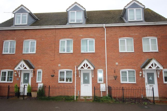 Thumbnail Terraced house for sale in Ermine Street, Ancaster, Grantham