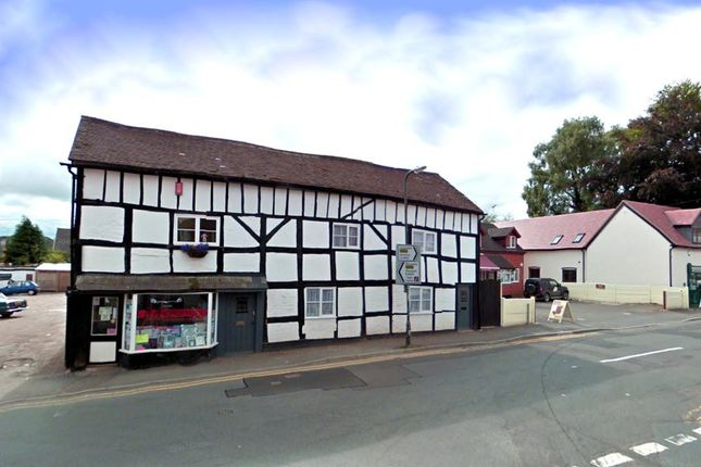 Thumbnail Terraced house for sale in Old Road, Bromyard, Herefordshire
