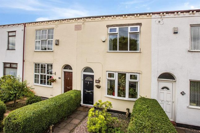 Thumbnail Terraced house for sale in Leigh Road, Worsley, Manchester