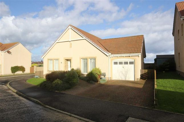 Thumbnail Detached bungalow for sale in 1, Taeping Close, Cellardyke, Fife