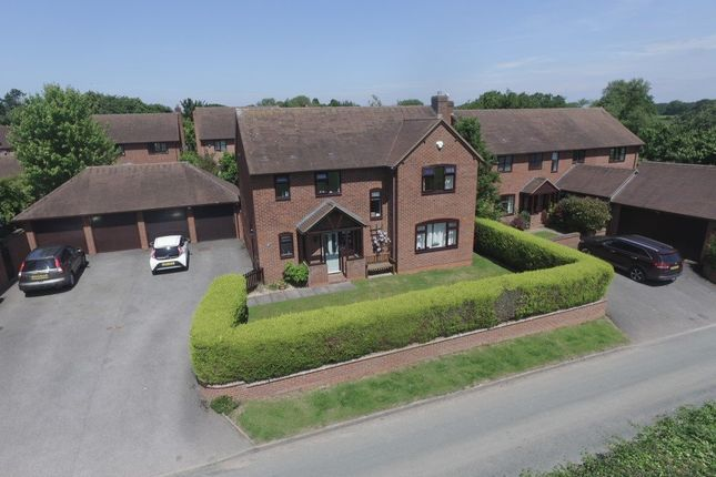 Thumbnail Detached house for sale in Astley Court, Astley, Shrewsbury