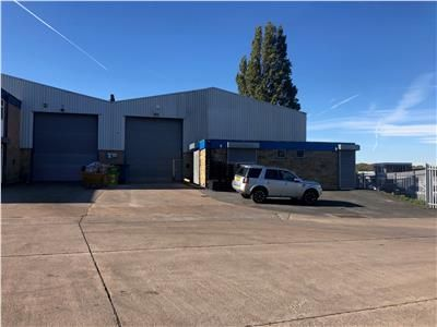 Thumbnail Light industrial to let in Unit 1 & 3, Park Farm Industrial Estate, Westland Road, Leeds, West Yorkshire