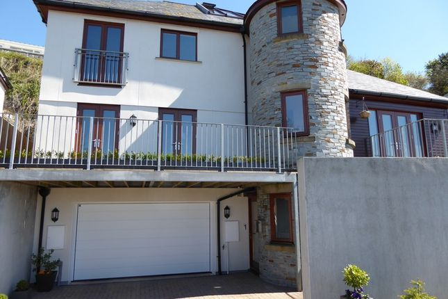 Thumbnail Detached house for sale in Pendrim Park, Looe, Cornwall