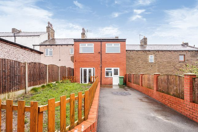 Thumbnail End terrace house for sale in Sykes Street, Cleckheaton, West Yorkshire