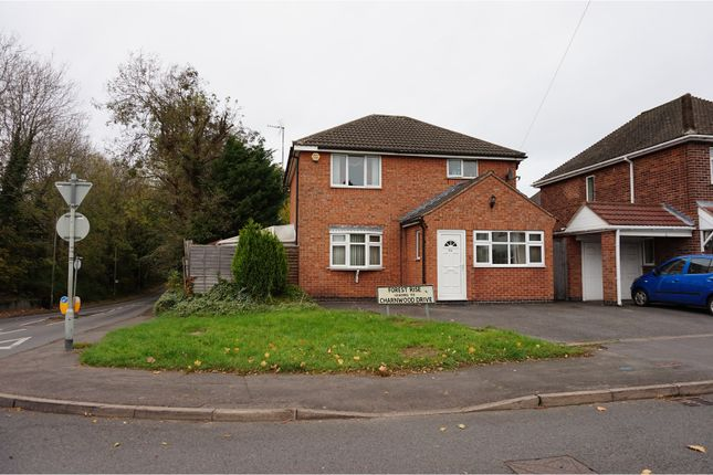 Thumbnail Detached house for sale in Forest Rise, Thurnby