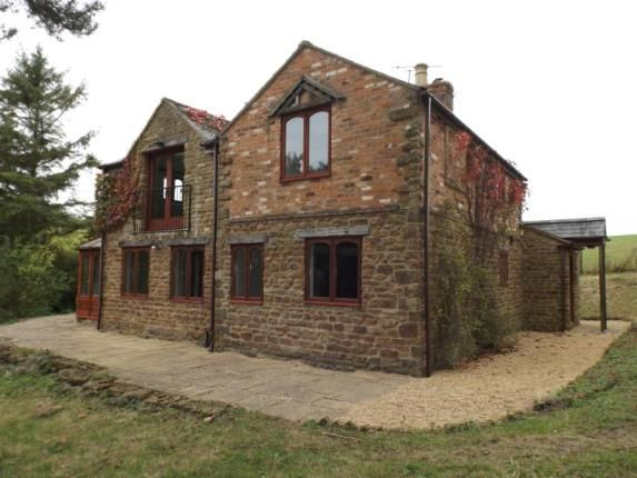 Thumbnail Detached house for sale in Uppingham Road, Keythorpe, Leicestershire