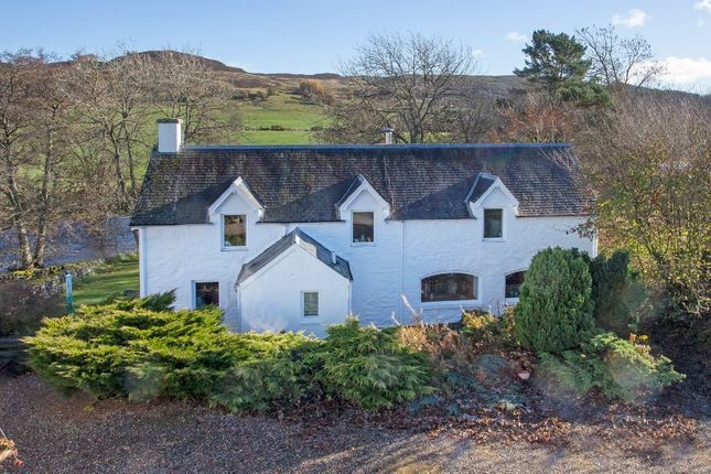 Thumbnail Detached house for sale in Dalrulzion Coach House & Cottage, Glenshee, Bridge Of Cally, Blairgowrie