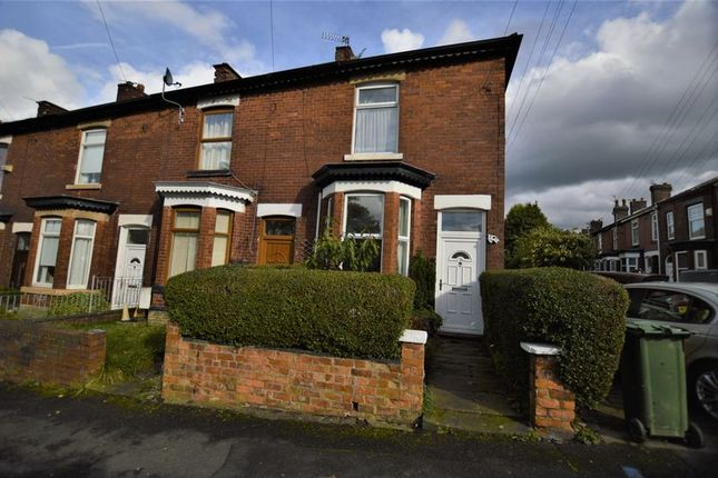 End terrace house for sale in Brook Street, Hyde