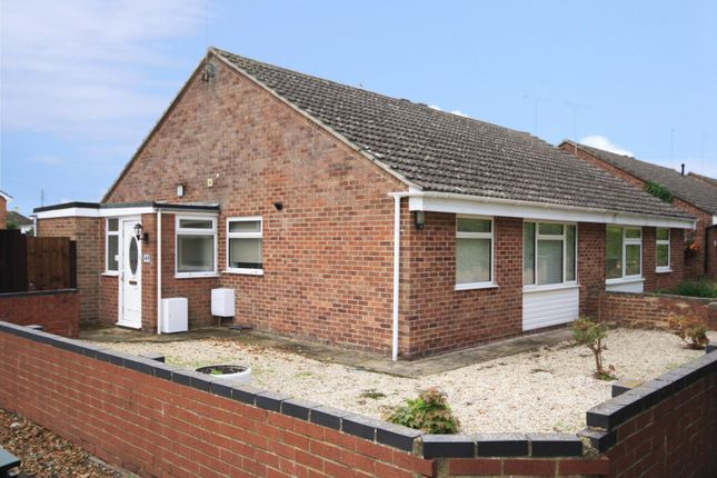 Thumbnail Bungalow to rent in Byron Avenue, Royal Wootton Bassett, Wiltshire