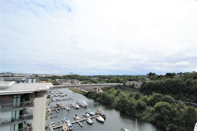 Thumbnail Flat for sale in Roma Victoria Wharf, Cardiff