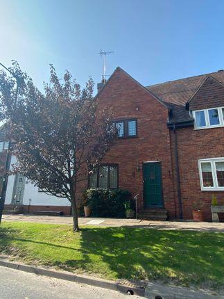 Thumbnail Terraced house to rent in Birmingham Road, Henley In Arden
