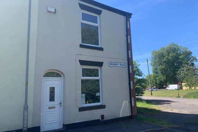 End terrace house for sale in Prospect Place, Heywood