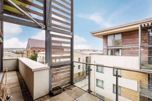 Thumbnail Maisonette to rent in Fleet Street, Brighton