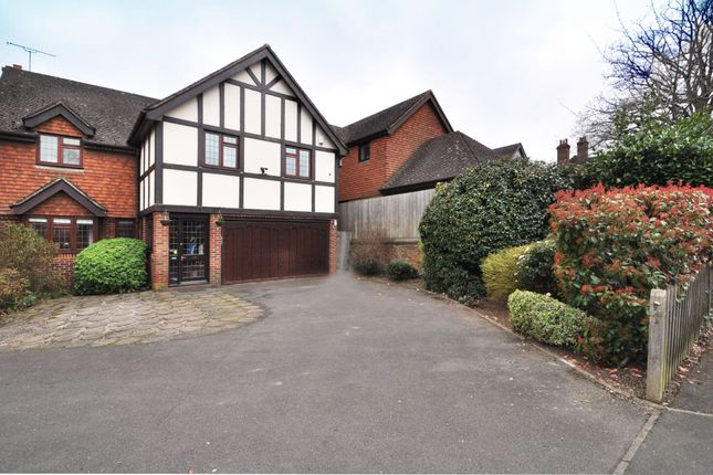 Thumbnail Detached house to rent in Wood Drive, Chislehurst
