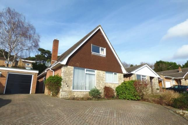 Thumbnail Bungalow for sale in West Way, Broadstone