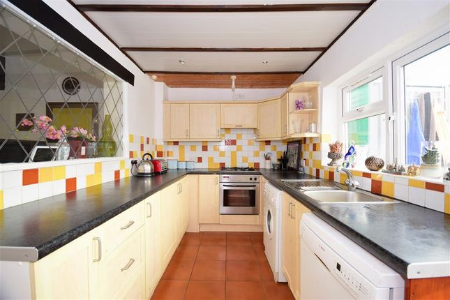 Thumbnail Semi-detached house for sale in Roman Road, Ilford, Essex