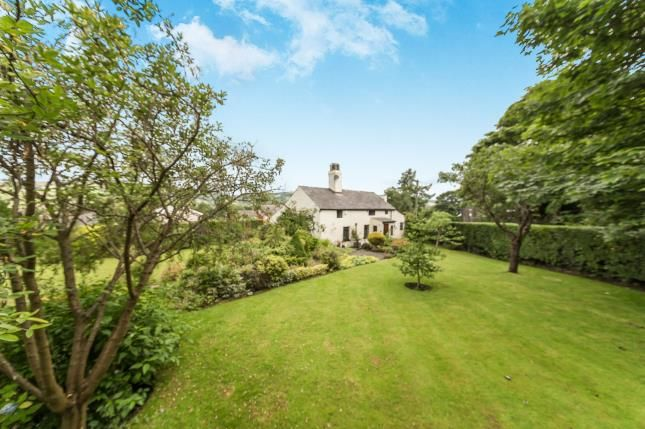 Thumbnail Detached house for sale in Back Lane, Mottram, Hyde, Greater Manchester