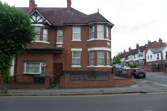 5 bed semi-detached house to rent in Albany Road, Earlsdon, Coventry