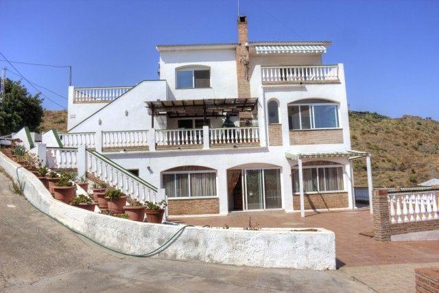 Thumbnail Detached house for sale in Spain, Málaga, Torrox, El Morche