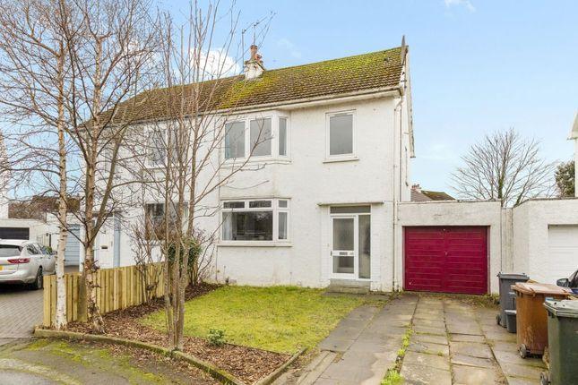 3 bed semi-detached house for sale in 46 Silverknowes Parkway, Silverknowes, Edinburgh EH4