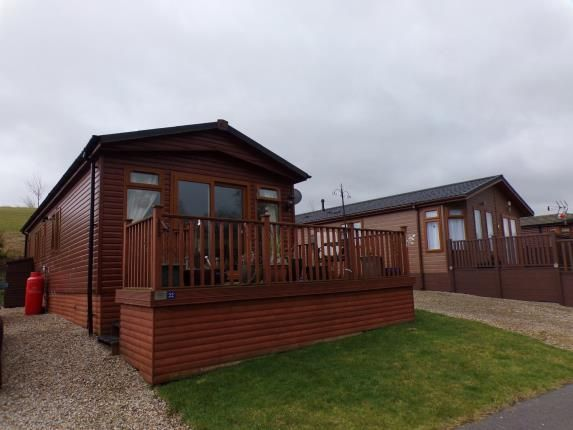Thumbnail Mobile/park home for sale in Badgers Retreat, Richmond, North Yorkshire