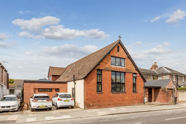 Thumbnail Property for sale in St. Pauls Road, Chichester