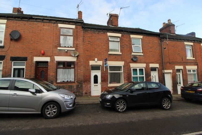 Thumbnail Terraced house for sale in Victoria Street, Chesterton, Newcastle-Under-Lyme
