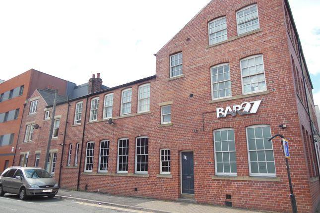 Thumbnail Duplex to rent in Arley Street, London Road, Sheffield