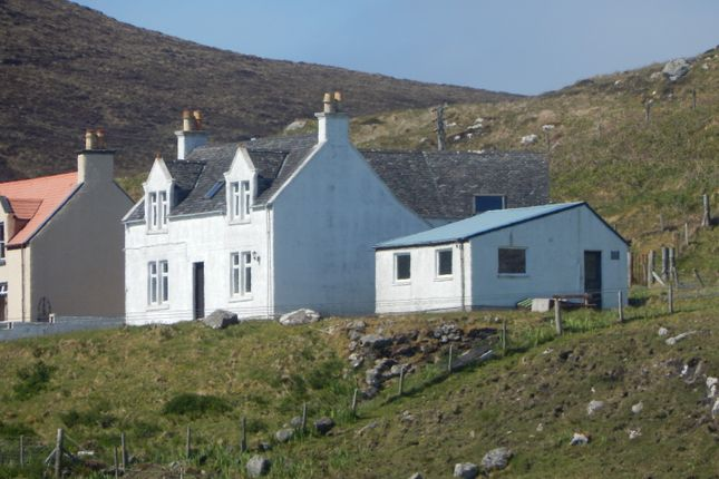 Thumbnail Detached house for sale in Brevig, Castlebay, Isle Of Barra
