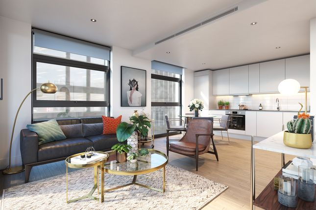 1 bedroom flat for sale in Worship Street, Shoreditch