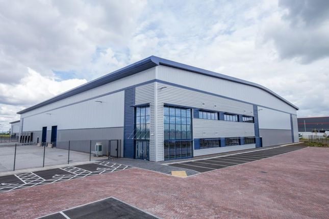 Thumbnail Industrial to let in More+ Central Park, Avonmouth, Bristol