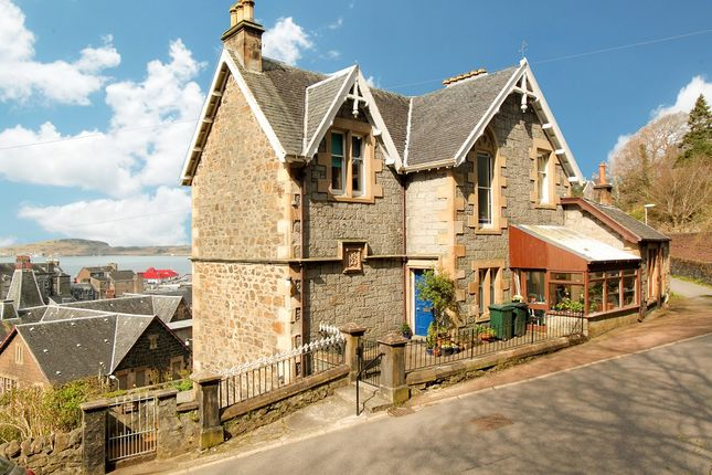 Thumbnail Maisonette for sale in Rockfield Road, Oban