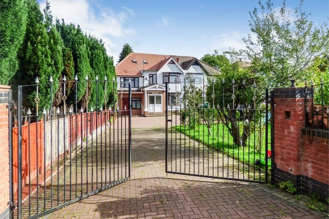 Semi-detached house for sale in Springfield Road, Kings Heath, Birmingham, West Midlands