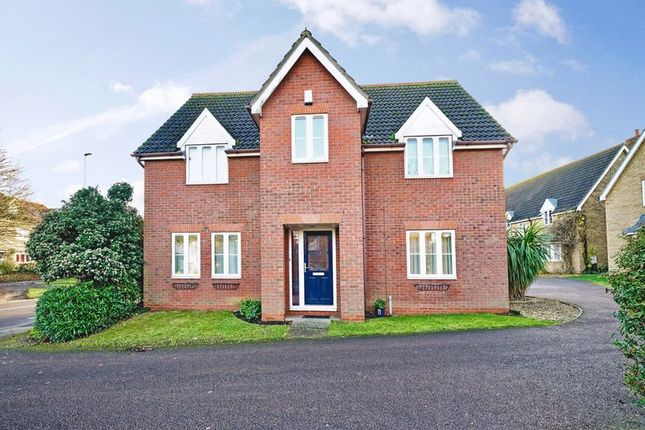 4 bed detached house for sale in Green Gables, Eaton Ford, St. Neots