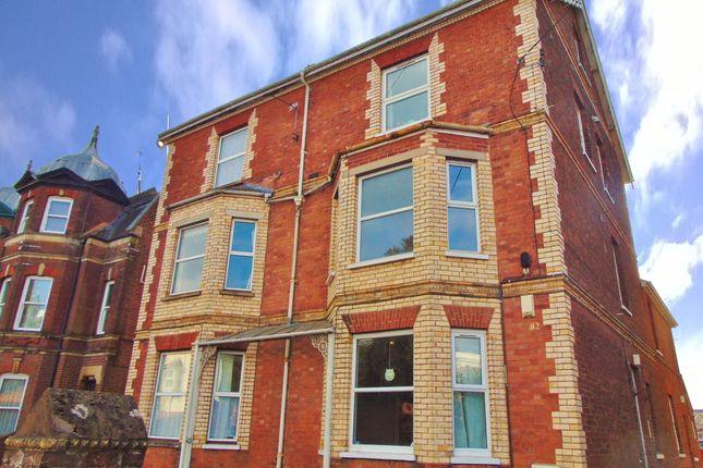 Studio to rent in Polsloe Road, Heavitree, Exeter