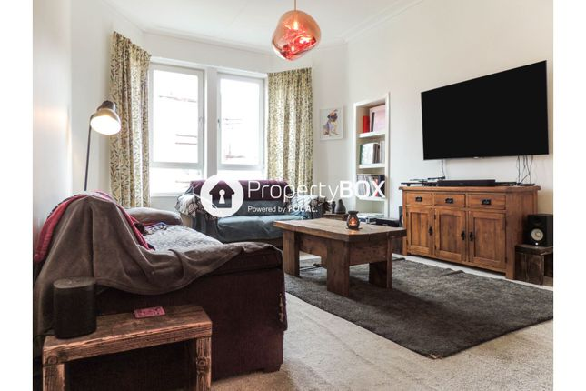 Thumbnail 2 bed flat for sale in 137 Whitehill Street, Glasgow