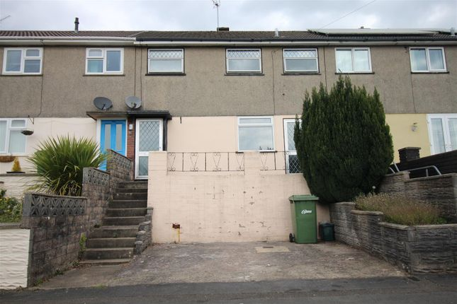 Thumbnail Terraced house to rent in Manor Way, Risca, Newport