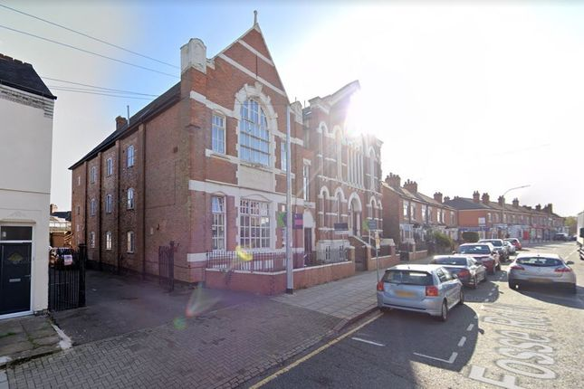 2 bed flat for sale in 6 St. Nicholas Apartments, 140B Fosse Road North, Leicester, Leicestershire LE3
