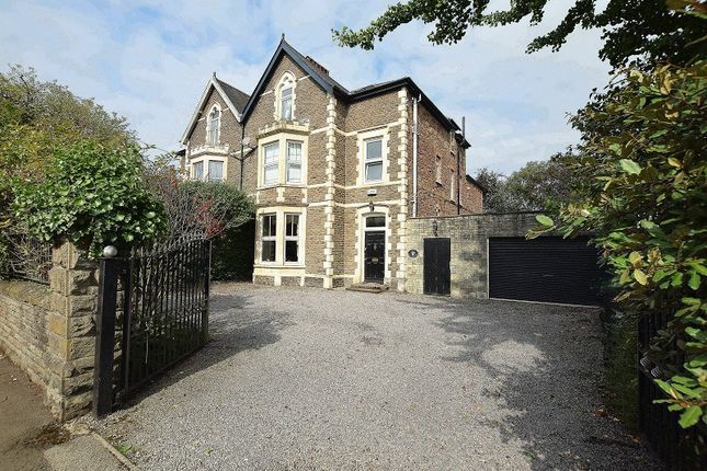 Thumbnail Semi-detached house for sale in Church Road, Whitchurch, Cardiff.