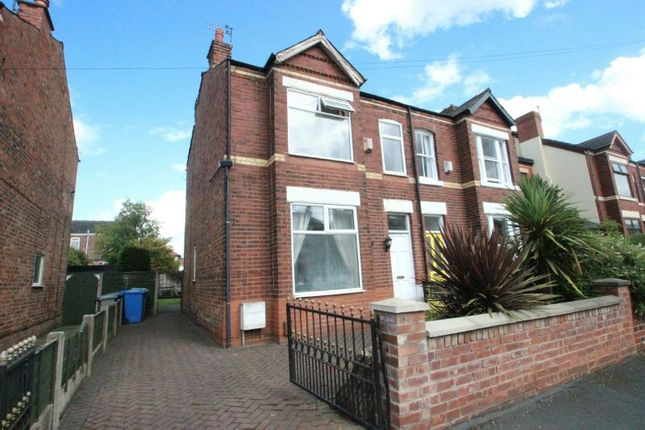 Thumbnail Semi-detached house for sale in Carlton Road, Sale
