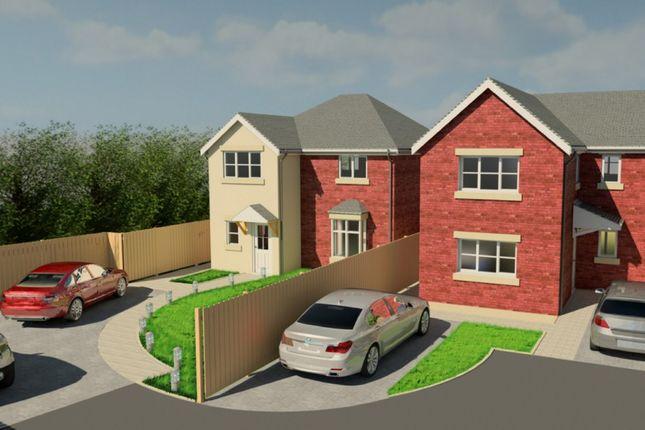 Thumbnail Detached house to rent in Castle Fold, Penwortham, Preston