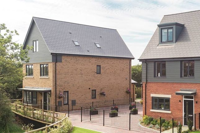 "Thumbnail Detached house for sale in ""The Saycourt"" at Burlina Close, Whitehouse, Milton Keynes"