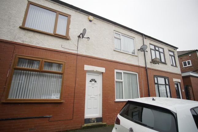 Thumbnail Terraced house to rent in Manchester Road, Preston
