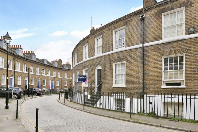 Thumbnail Terraced house for sale in Keystone Crescent, London