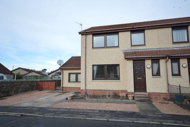 Thumbnail Semi-detached house to rent in Kinloch Street, Ladybank, Cupar