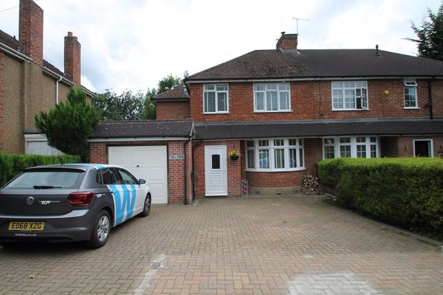 Thumbnail Semi-detached house to rent in London Road, Wooburn Green, High Wycombe